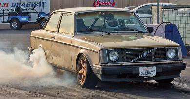 Volvo (RWD)