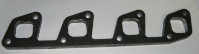 8v exhaust manifold flange