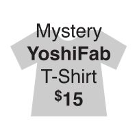 Yoshifab Mystery T shirt