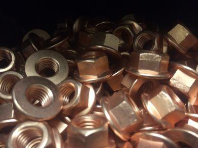 8mmx1.25 exhaust manifold nut