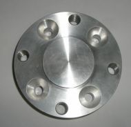 240 to Mustang drive shaft adapter