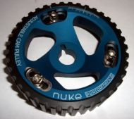 Nuke Adjustable Campully for Volvo 8v / 16v round teeth