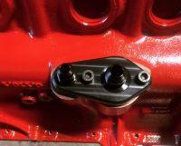 B230 -10/-12AN crank case vent