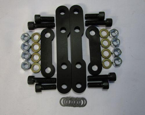 RX7 Brake adapter bracket kit
