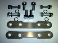 RX7 Brake adapter bracket kit
