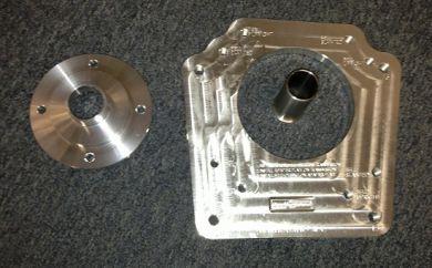 T5 to b230 bellhousing adapter
