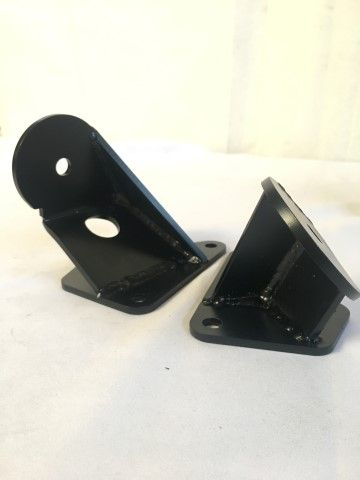 Vintage to OHC Red Block Conversion Mounts